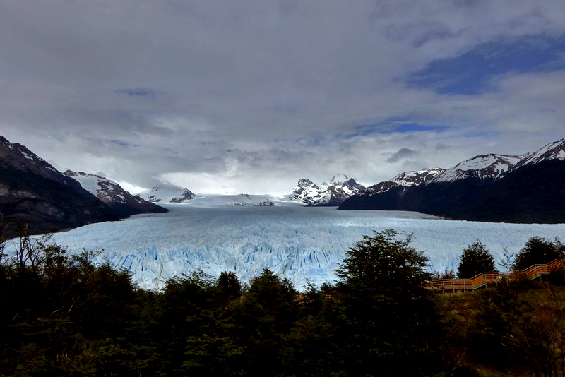 Davanti al Perito Moreno (Argentina): quando la realtà supera l'immaginazione