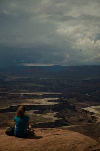 Canyonlands: island in the sky, un posto in cui si apprezza tutta la potenza della natura