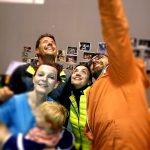 #Marta4kids: il viaggio di Christian a piedi per l'ltalia e la sua tappa alla Spezia