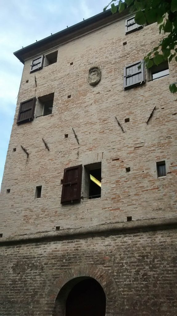 La torre saracena di Bellaria