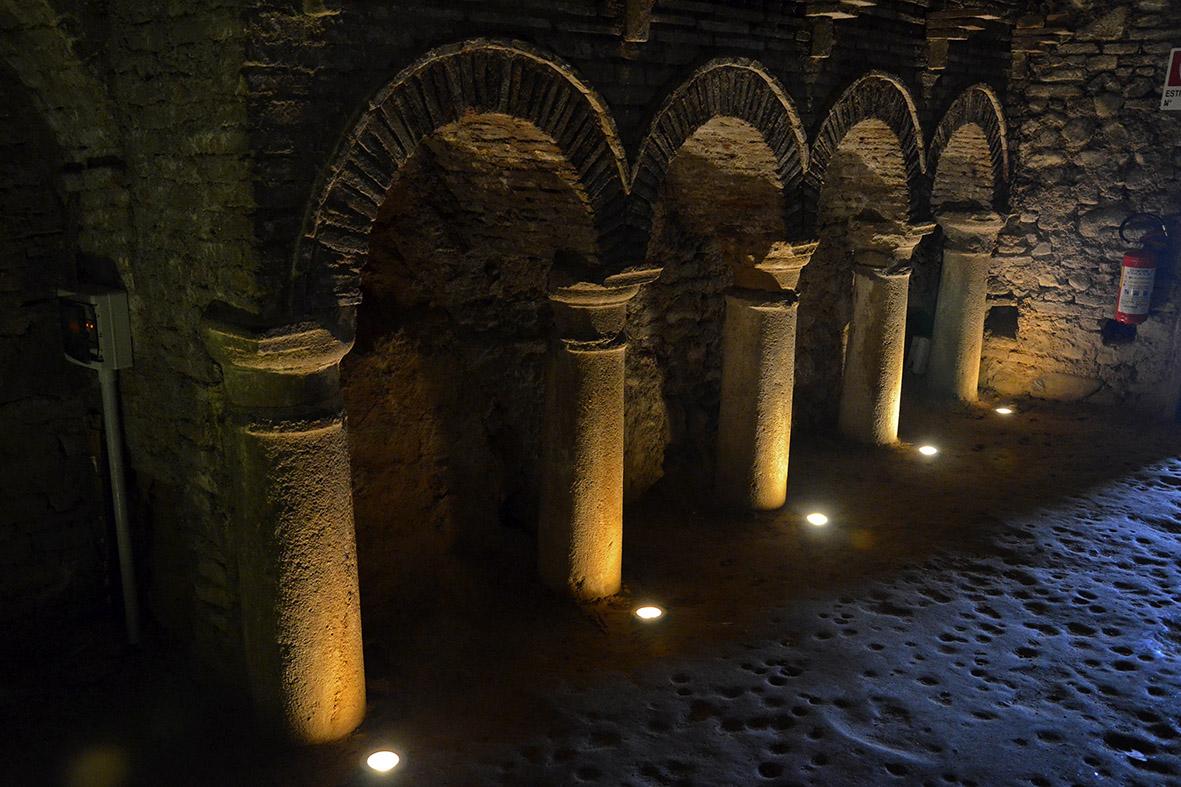 A Santarcangelo di Romagna fra storia e mistero: le grotte tufacee