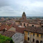 Di vino, farfalle e poesia: Santarcangelo di Romagna
