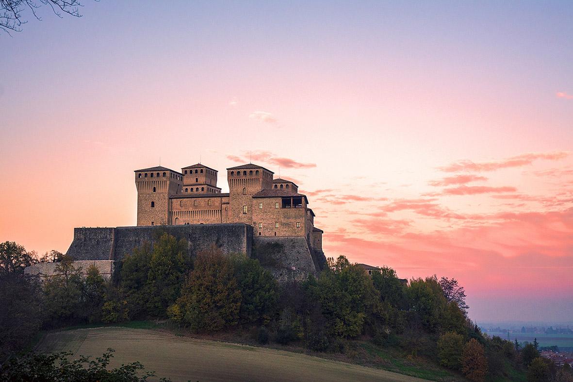 Torrechiara: il castello dell'amor cortese