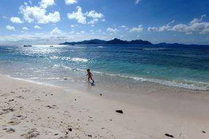 spiaggia di Anse Severe- Seychelles con i bambini