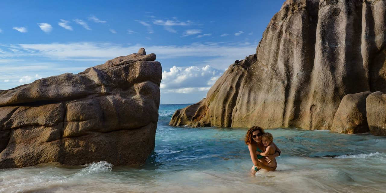 Seychelles con i bambini on a budget