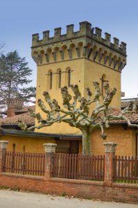 Terme delle Tamerici, Montecatini Terme