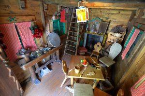 Una casetta piccola così... al Bosco degli Elfi