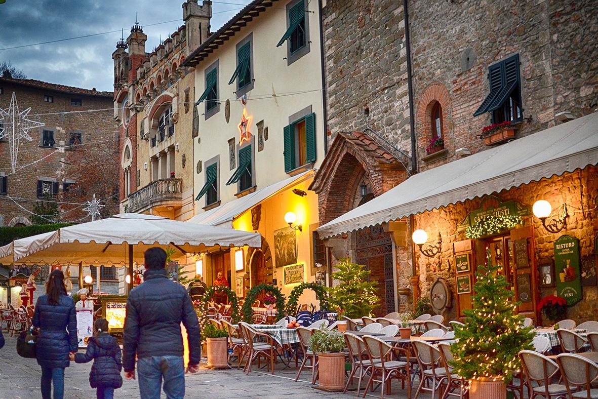 Weekend da favola alla Città del Natale di Montecatini Terme
