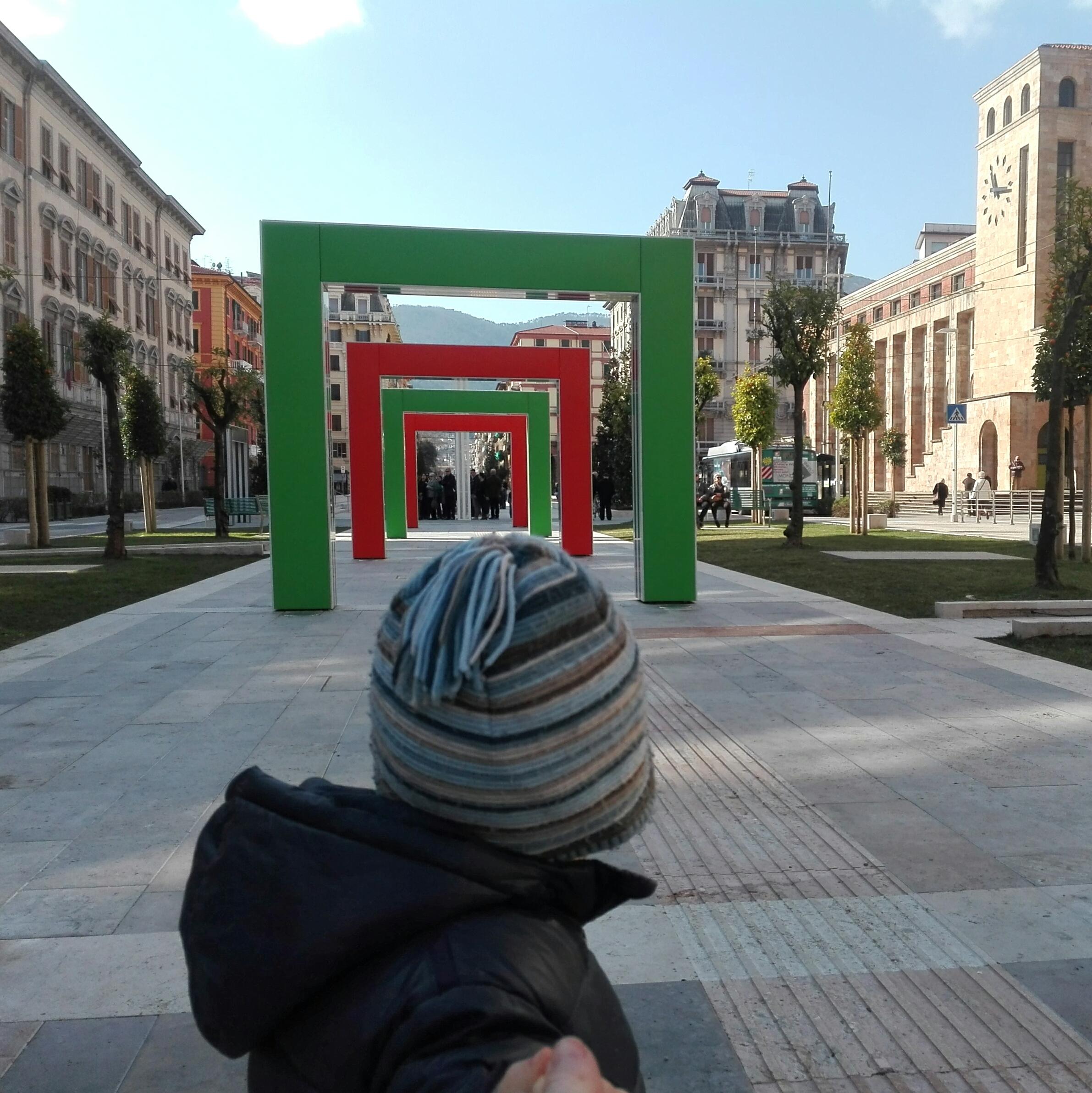 Visitare Piazza Verdi: La Spezia, fra storia e futuro