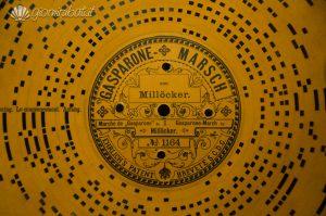 disco forato al museo speelklock di Utrecht