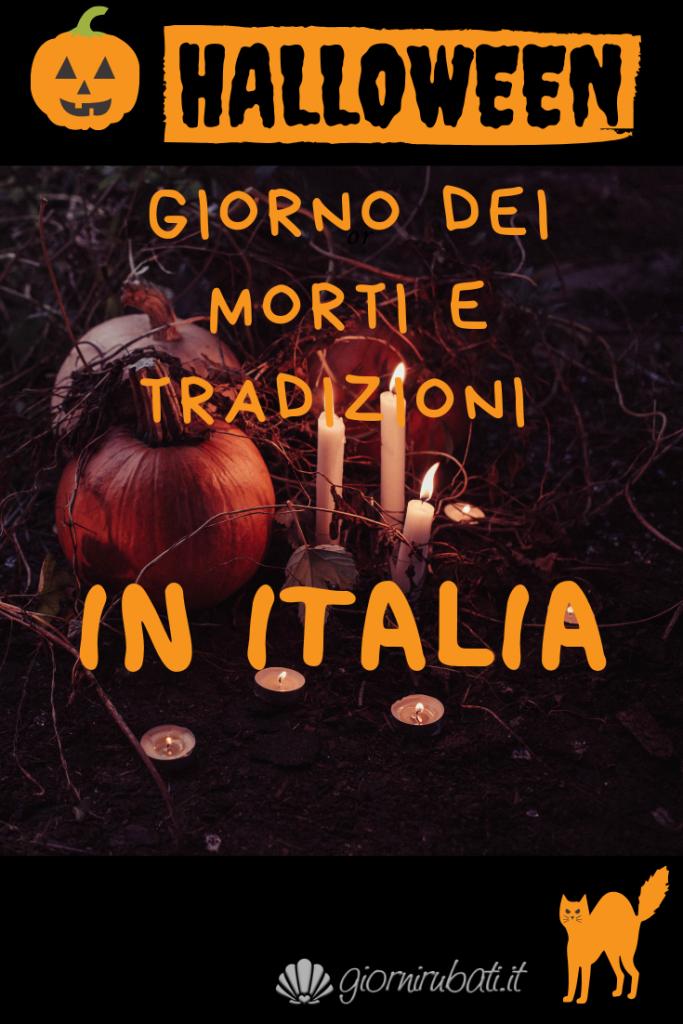 halloween giorno dei morti e tradizioni italiane
