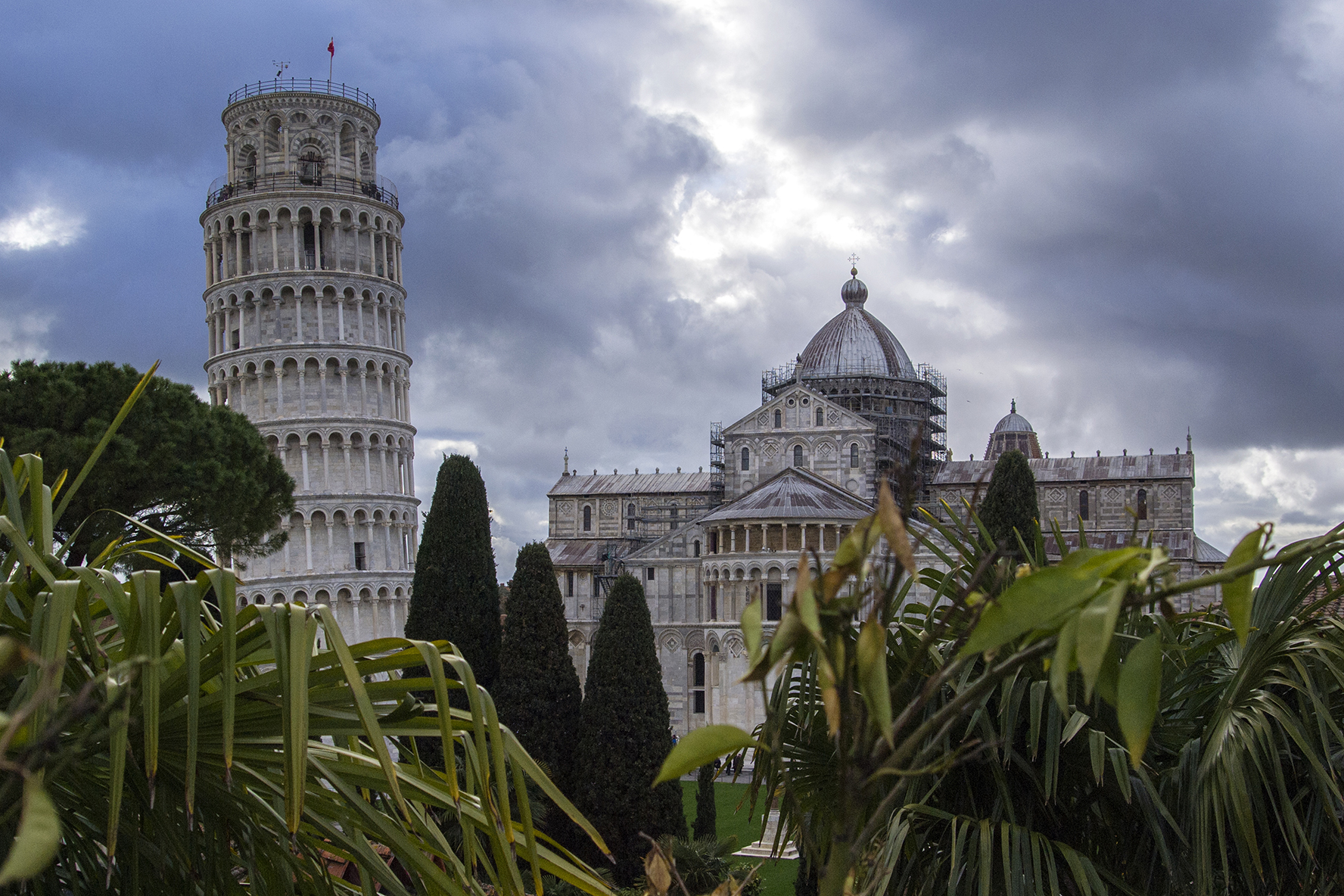 Cosa vedere a Pisa: il rinnovato camminamento delle antiche mura