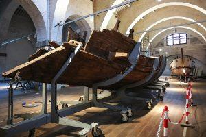 A Pisa rivive la Pompei del mare: visita guidata al museo delle navi antiche