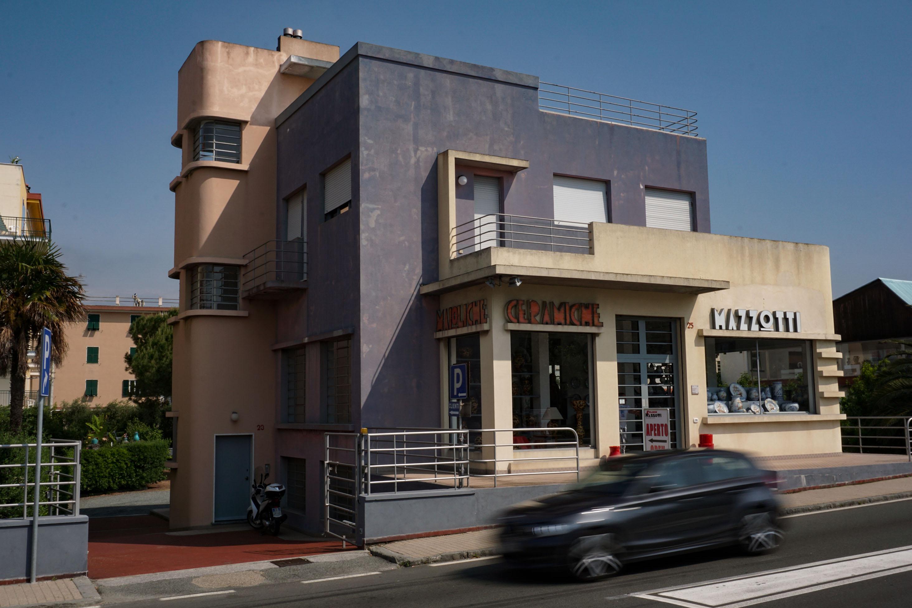 Albisole futuriste: visita a fabbrica casa museo Mazzotti