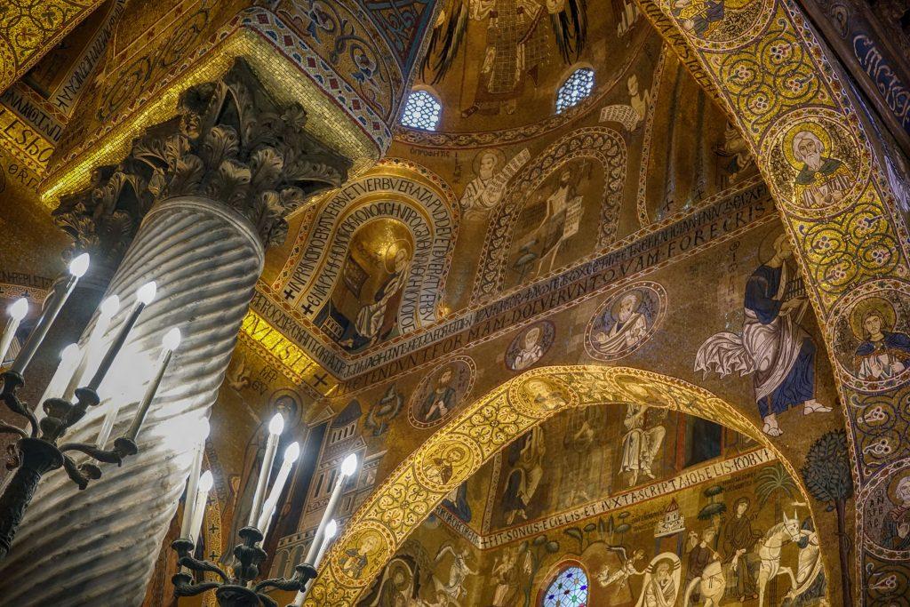Che cosa vedere a Palermo in due giorni-cappella-palatina