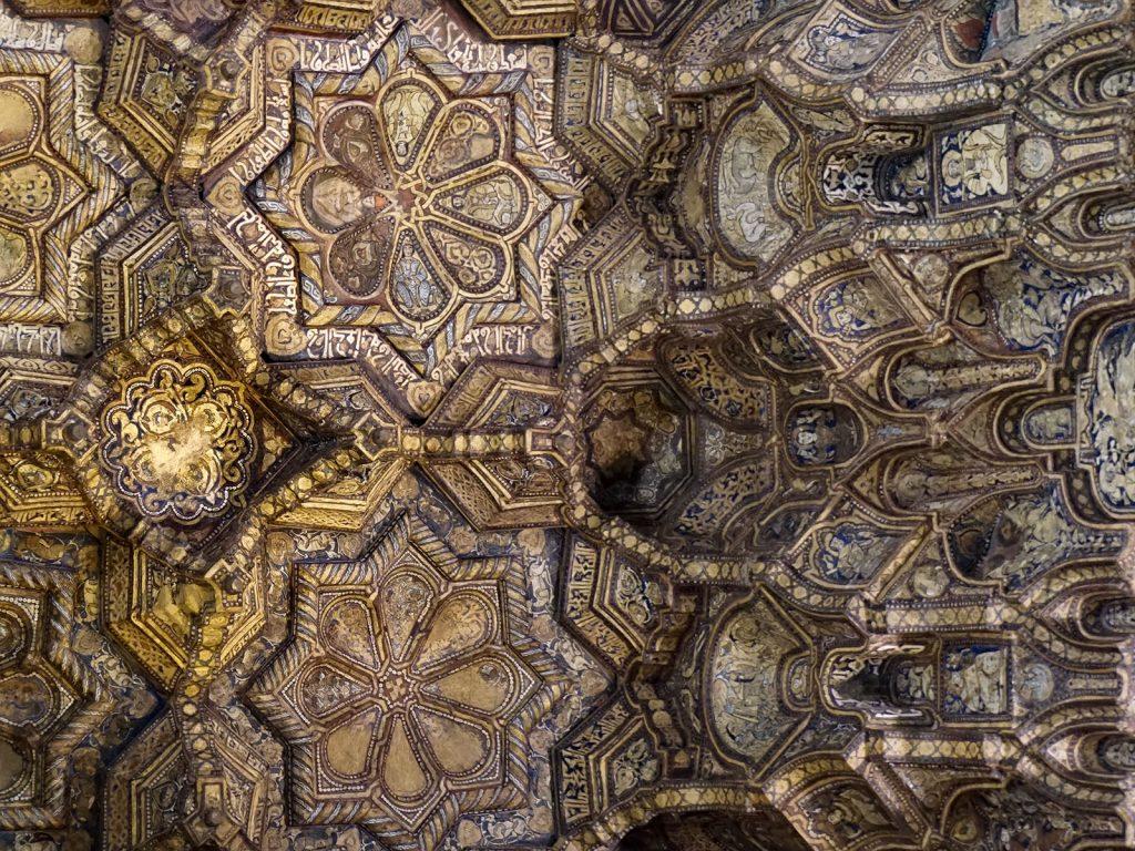 Che cosa vedere a Palermo in due giorni-cappella-palatina-soffitto
