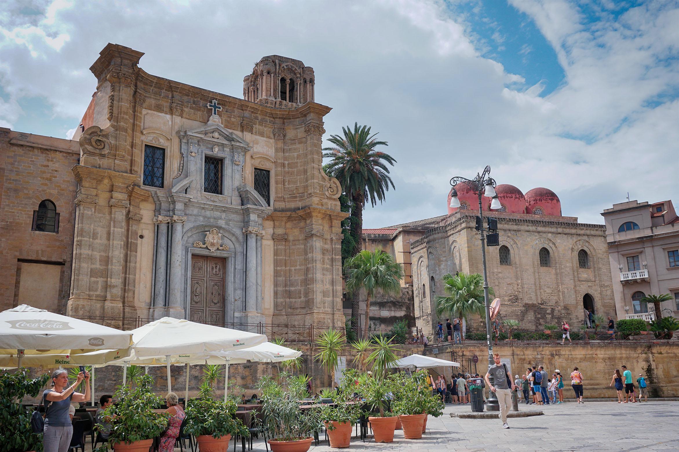 Fra decadenza e rinascita, la Kalsa, il cuore di Palermo