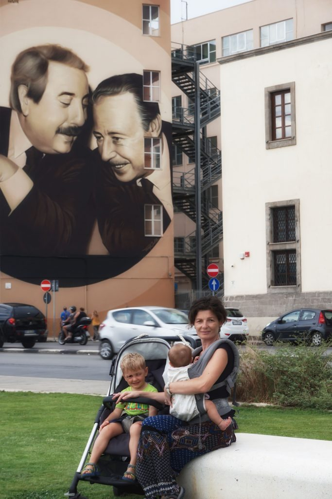 Palermmo-murale-Falcone-Borsellino