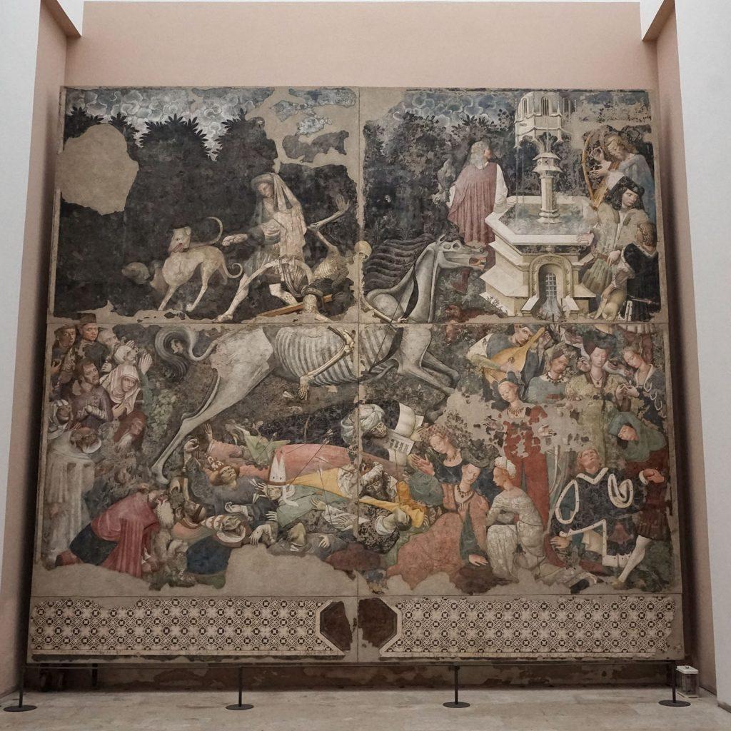 Che cosa vedere a Palermo in due giorni: trionfo della morte