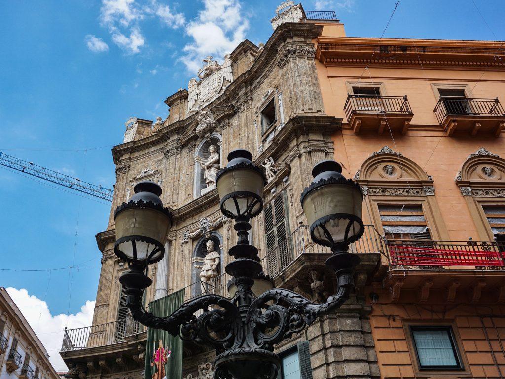 Che cosa vedere a Palermo in un weekend: i quattro-canti
