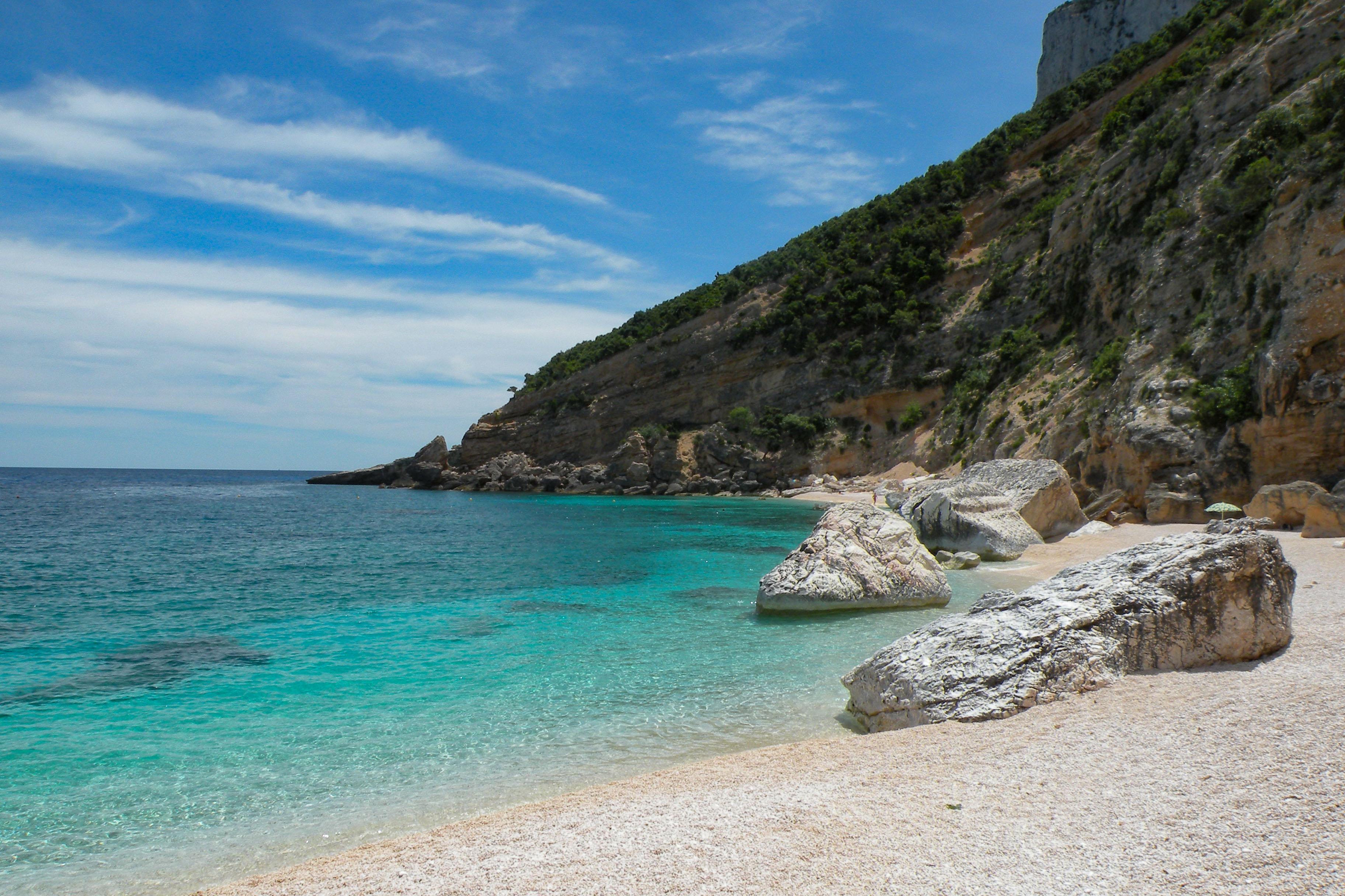 Il mare più bello della Sardegna secondo Legambiente