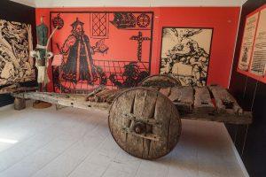 streghe e magia in Sardegna il carro dei morti
