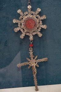 amuleto sardo a Bidonì