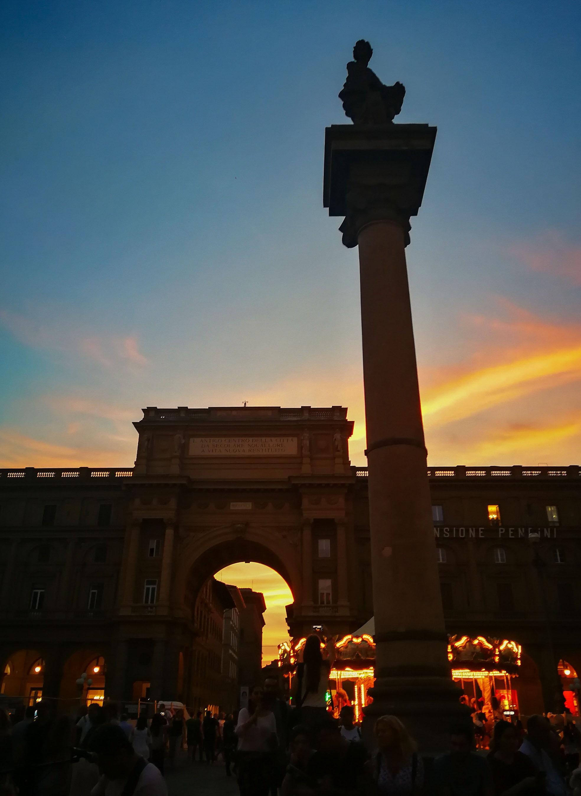 Alla ricerca della perduta Florentia romana con Guido Tour Sharing