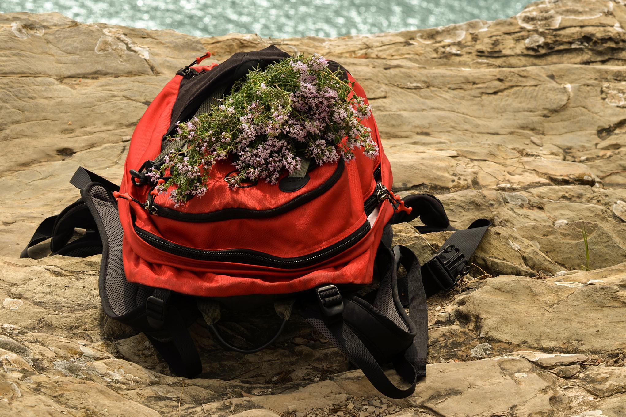 Come preparare lo zaino da trekking