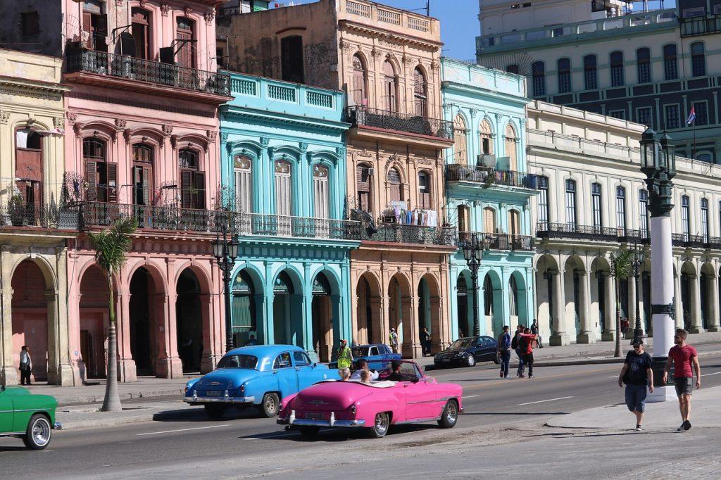 Cuba, non solo mare l'Avana
