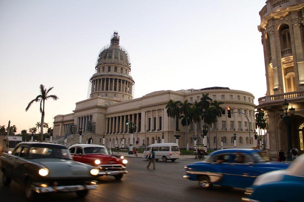 Cuba non solo mare l'Avana il Capitolio