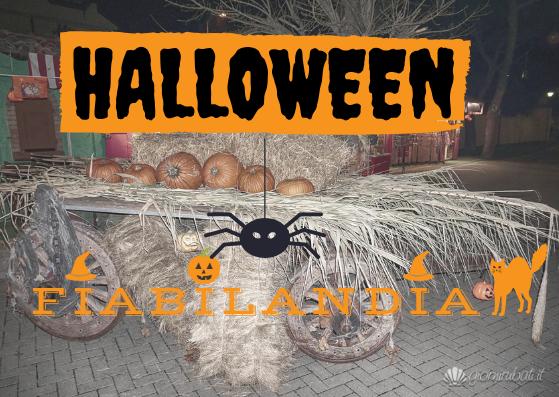 Halloween a Fiabilandia: il parco di divertimento per i più piccini