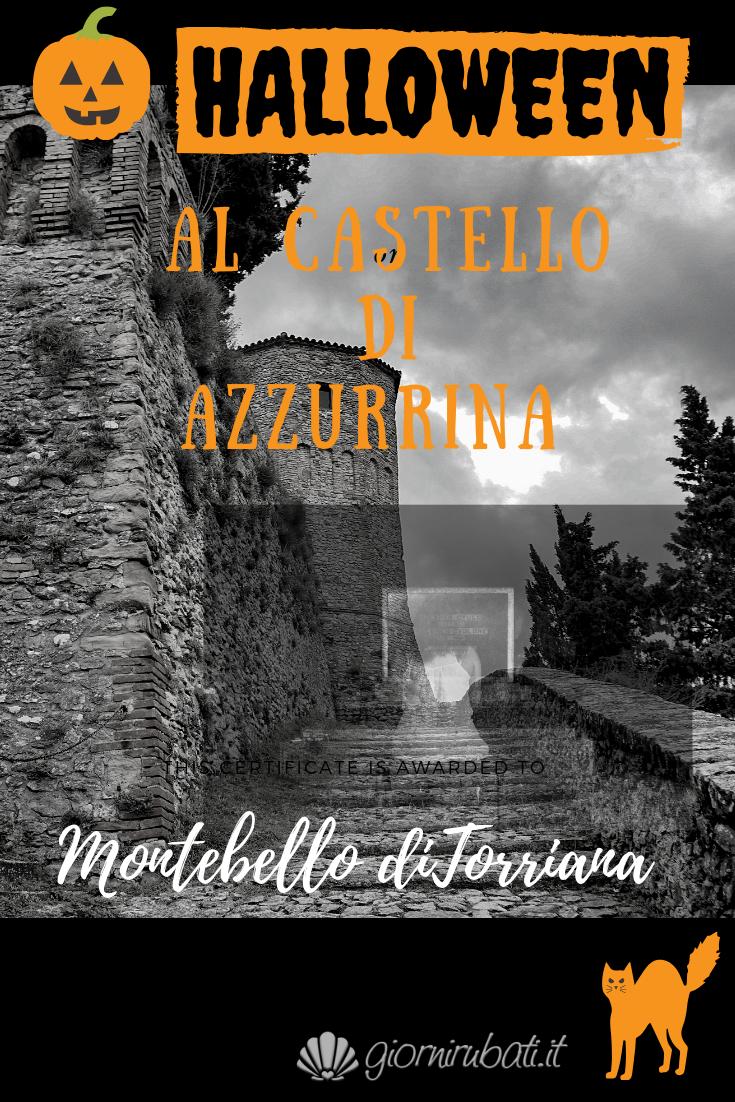 Halloween al castello di Azzurrina