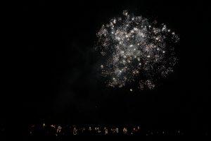 Presepe di Manarola inaugurazione