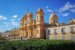 Noto-itinerario in Sicilia sud-est