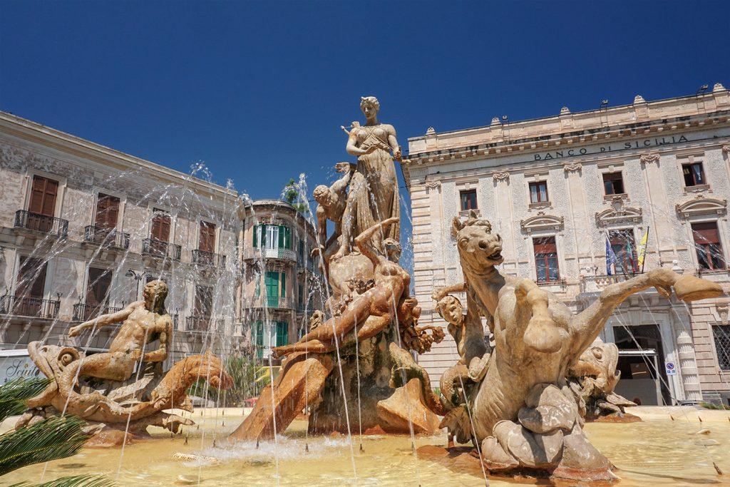 Siracusa- viaggio nella Sicilia di sud-est