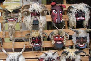Busorajas-maschere carnevale in ungheria