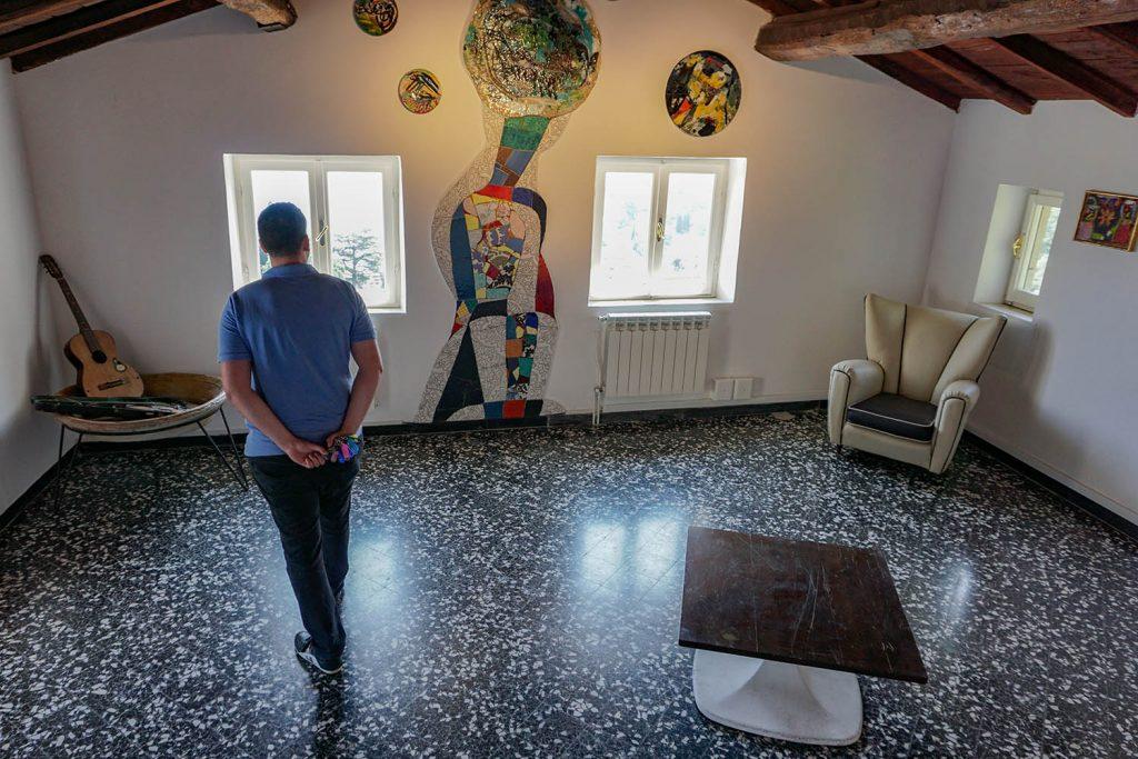 Casa Jorn interno