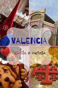 Valencia Insolita e curiosa