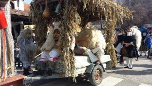 Carnevale in Ungheria. Foto di Giulia Pracucci