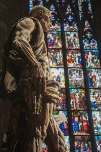 San Bartolomeo lo scorticato del Duomo di Milano