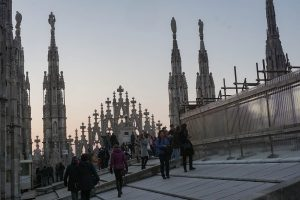 tetto Duomo di Milano