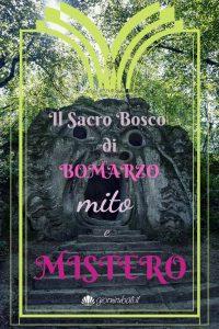 IL SACRO BOSCO DI BOMARZO PINTEREST