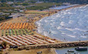 Peschici-spiaggia