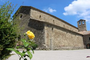 Abbazia di San Michele Arcangelo - Lamoli