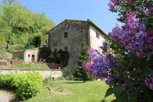 Ca' Montioni - Borgo nel territorio di Mercatello
