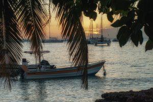 Repubblica-Dominicana-Bayahibe tramonto