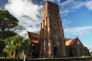 Saint Kitts-chiesa anglicana