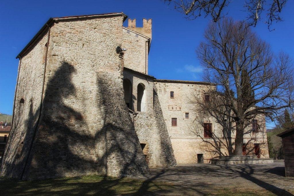 Piandimeleto- Castello dei Conti Oliva