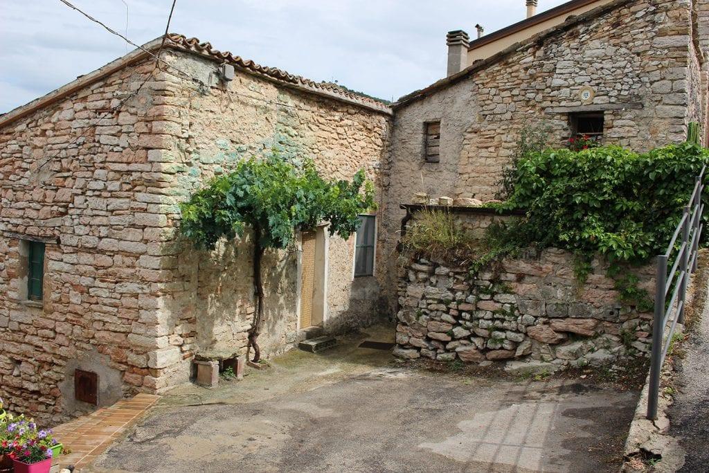 Pierosara il borgo